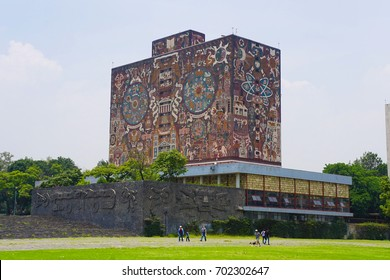 Central University City Campus of the Universidad Nacional Autónoma de México (UNAM) - UNESCO World Heritage Site