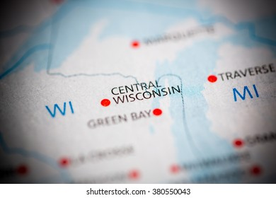 Central Wisconsin. Wisconsin. USA