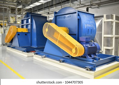 Centrifugal blower ventilation fan systems for Industrial factory
