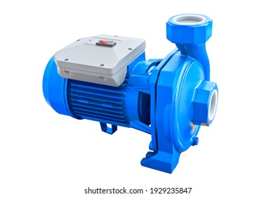 Centrifugal pump for pumping diesel fuel