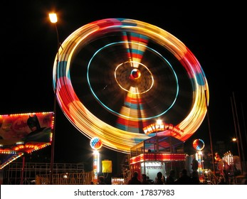 Centrifuge at night