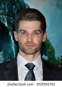 CENTURY CITY, CA USA - FEB 21 2020:  Mike Vogel arrives to Blumhouse's 'Fantasy Island' Premiere on February 21, 2020 in Century City, CA
