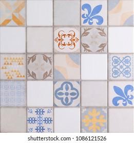 Cerami Tile, background texture