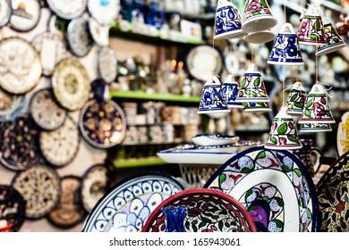 Art Crafts Hebron Stock Photo Edit Now 170268725 Shutterstock