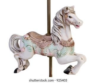 Ceramic Carousel Horse