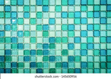 Ceramic floor tiles closeup texture