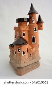 The ceramic house Castle