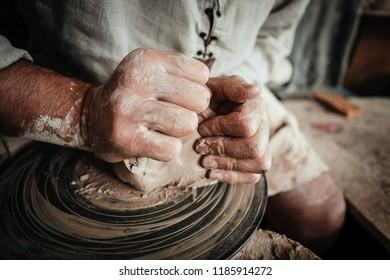 ceramic tableware, handmade