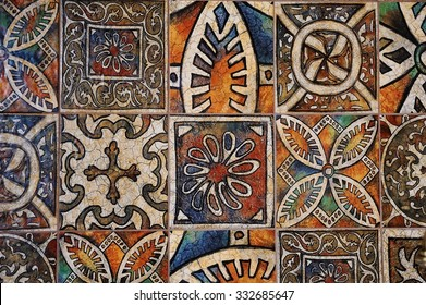 ceramic tile pattern