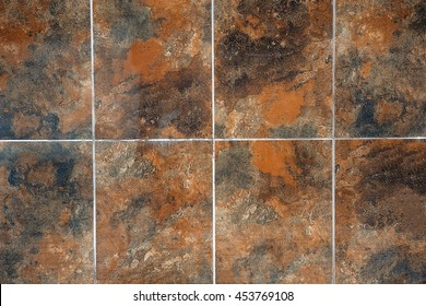 ceramic tile pattern, background, texture
