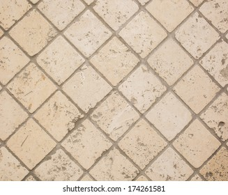 Ceramic tiles are commonly used in classic and modern interiors and exteriors.