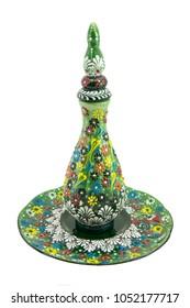 Ceramic vase. Turkey Kutahya çini vazo