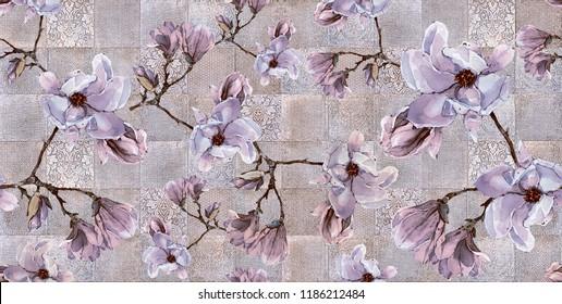 Ceramic Wall Tiles Design