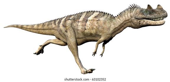 ceratosaurus side run