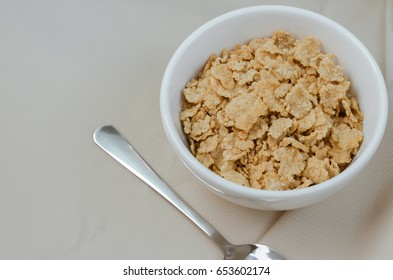 Cereal for Breakfast Meal.