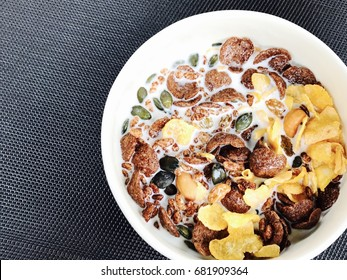 Cereal Daily Nutrition Healthy
