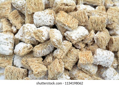 cereal with frosted and square thump