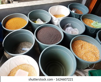 Cereal grains, with a great amount of cereal growing all over the World grows quite a variety from canola to chickpeas for human consumption and animal feed.