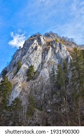 Cerna mountain valley, near Horezu town, in Valcea county, Romania - Shutterstock ID 1931900300
