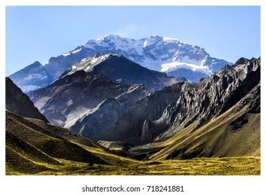 Cerro Aconcagua - Mendoza