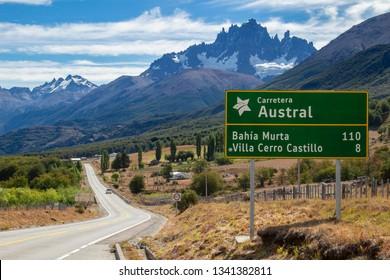 Cerro Castillo, Patagonia, Chile