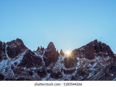 Cerro Catedral, Nahuel Huapi National Park, Rio Negro Province, Argentina