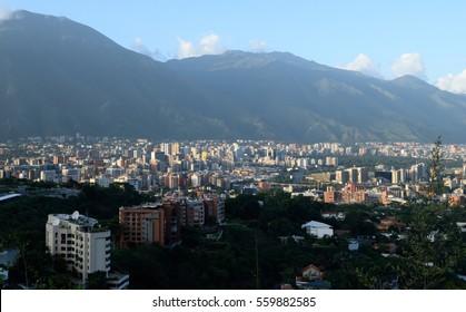 Cerro el �vila, el sultán de Caracas