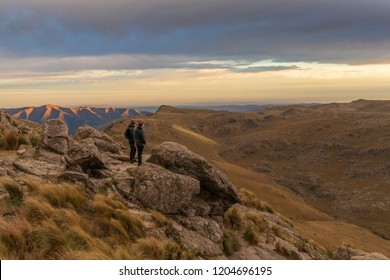 Cerro Uritorco is a mountain and highest peak of the Sierras Chicas chain in the northwest of the province of Córdoba, Argentina.