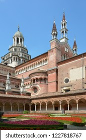 Certosa di Pavia Church and Monastery, Pavia, Lombardy, Italy