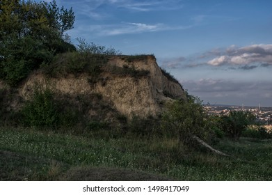 Cerveny kopec (Red Hill) is a hill in Brno , in the southeast part. There is a national natural monument of the same name. The hill rises southwest of the city center, between the Svratka River.