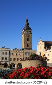 Ceske Budejovice - old city center