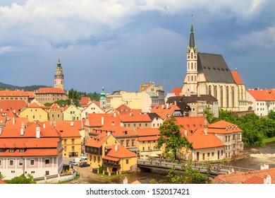 Cesky Krumlov / Krumau, UNESCO World Heritage Site