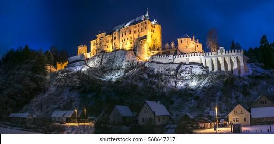 Cesky Sternberk Castle