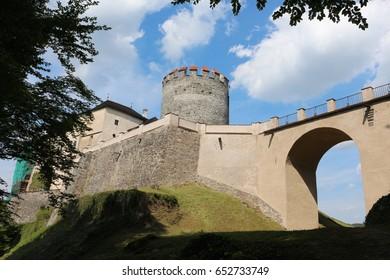 Cesky Sternberk Castle, Czech Republic (Czech Sternberg)