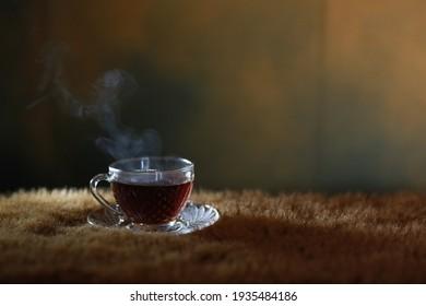 Ceylon Black Tea , Tea Cup