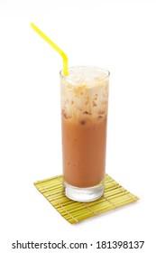 Ceylon ice tea,Thai ice tea with milk