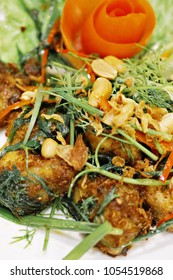 Cha Ca Hanoi Food