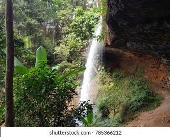 Cha Ong waterfall in Banlung ,Rattana Kiri ,Cambodia