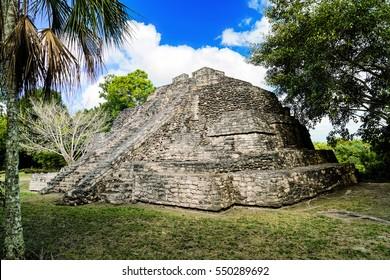 Chachoben Pyramid