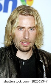 Chad Kroeger of Nickelback at Clive Davis Pre-Grammy Party, Beverly Hilton Hotel, Los Angeles, CA, February 09, 2008