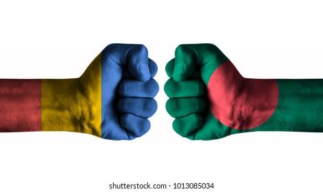 Chad vs Bangladesh