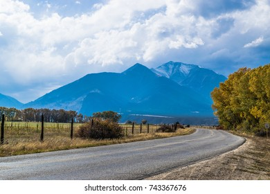 Chaffee County Colorado - Travels from Salida to Buena Vista