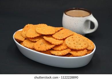 Chai Puri, Tea Puri, Cookies, Puri, Tea