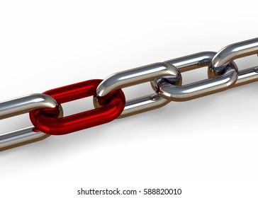 Chain - 3D
