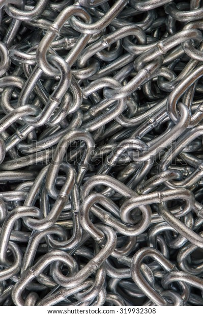 Chain Abstract background