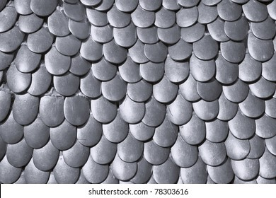 Chain armour background texture