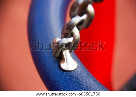 Chain connection in park