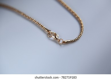 chain gold clasp