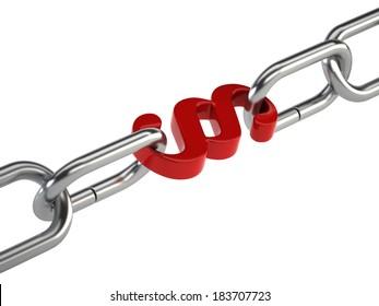 chain paragraph