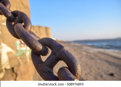 chain shackles freedom